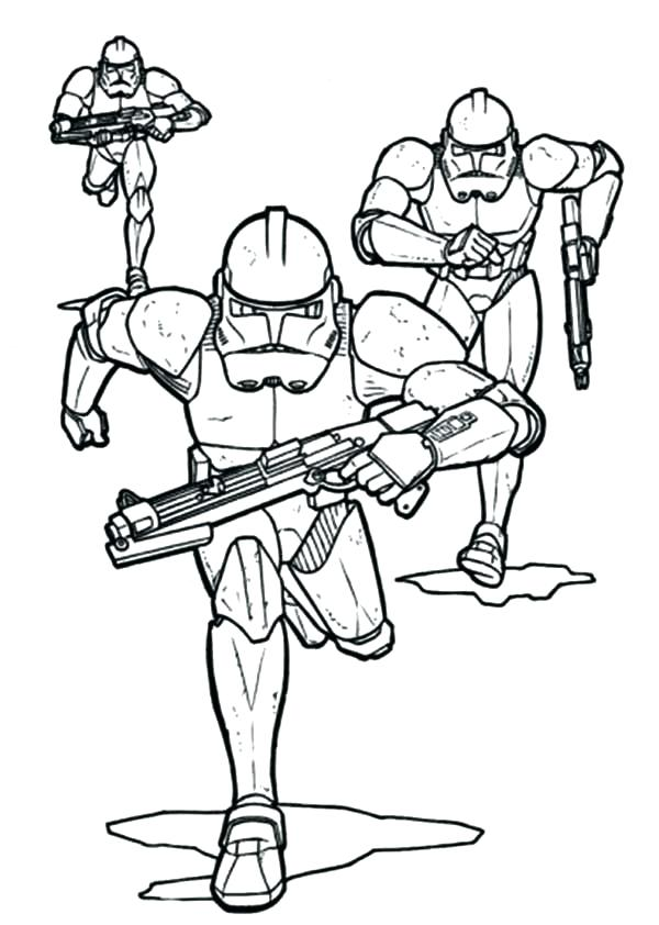 600x842 Stars Wars Coloring Pages Star Wars Clone Coloring Pages Star Wars