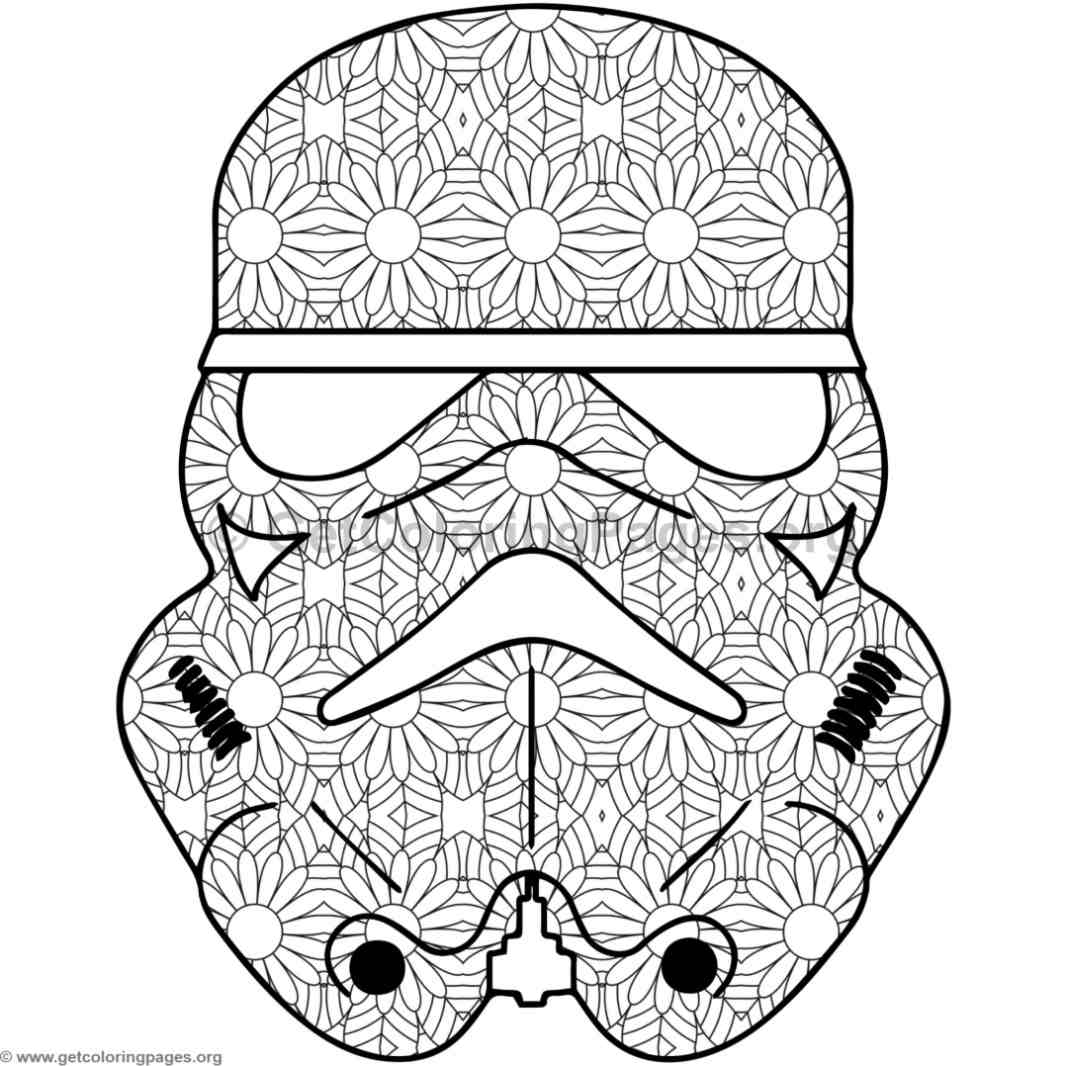 1066x1066 Star Wars Coloring Pages
