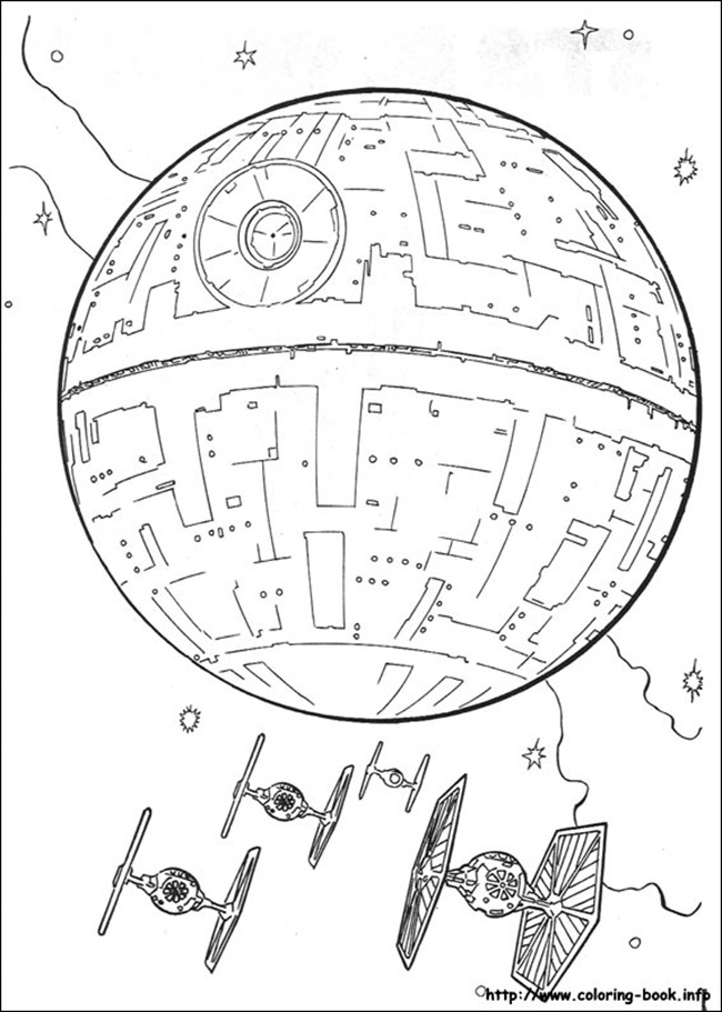 650x911 Star Wars Free Printable Coloring Pages For Adults Kids {over