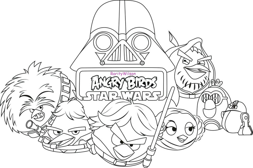 970x643 Stars Wars Coloring Pages Star Wars Coloring Pages For Your Kids