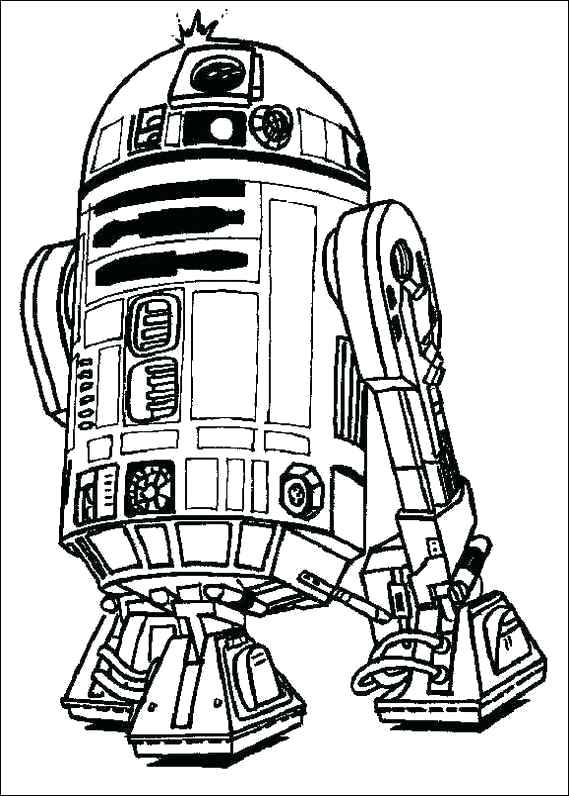 569x796 Starwars Coloring Pages Star Wars For Kids Free Inside Idea