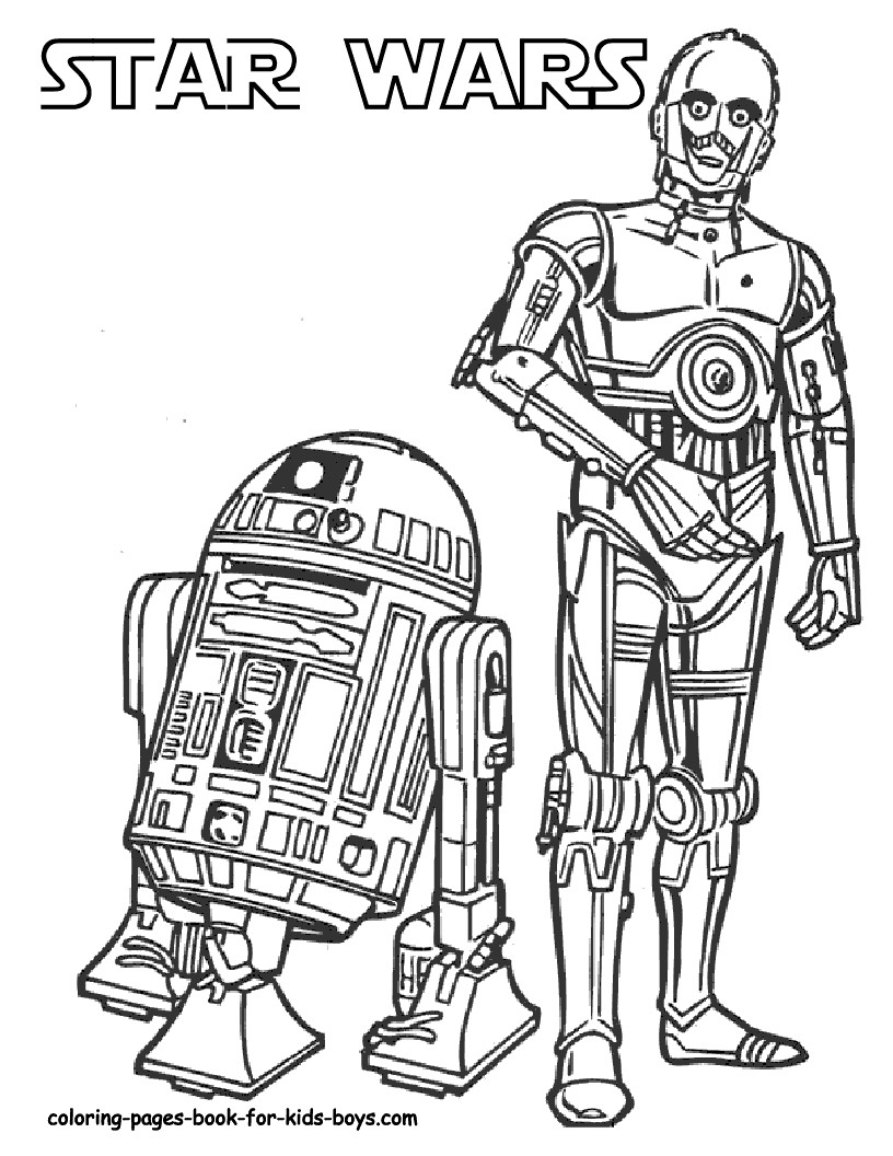 816x1056 Clone Wars Coloring Pages