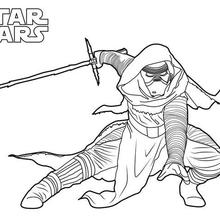 Star Wars Coloring Pages For Kids at GetDrawings.com | Free for ...
