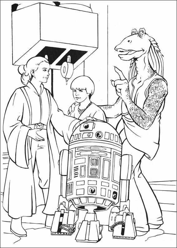 567x794 Star Wars Coloring Page Coloring Pages Of Epicness