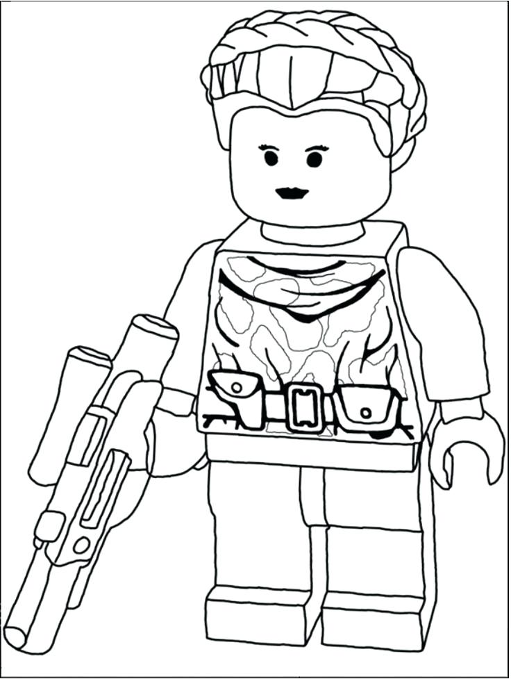 736x977 Star Wars Coloring Pages Free Padmae