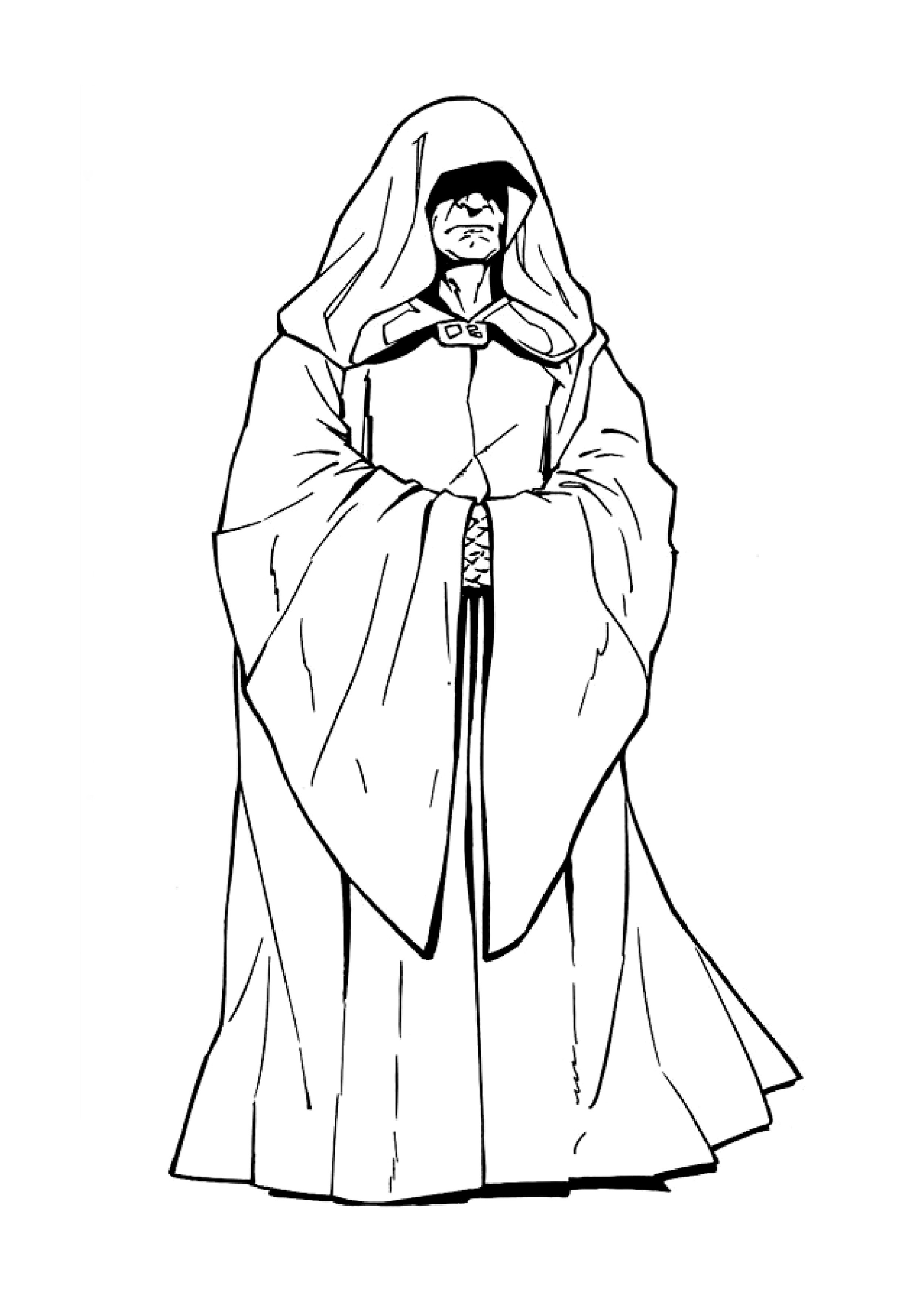 2500x3535 Star Wars Coloring Pages Leia Acpra