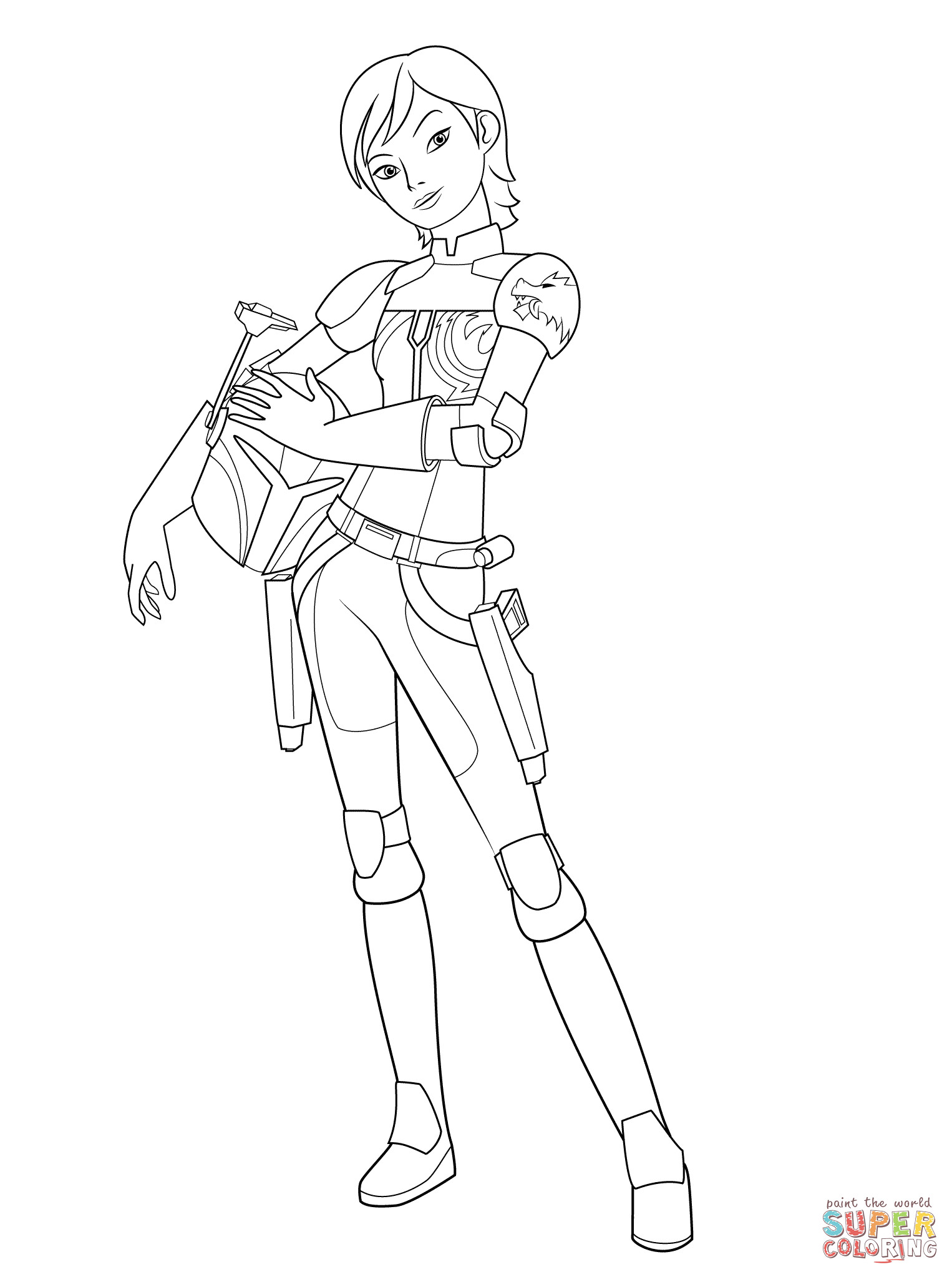 1526x2046 Luxury Star Wars Coloring Pages Princess