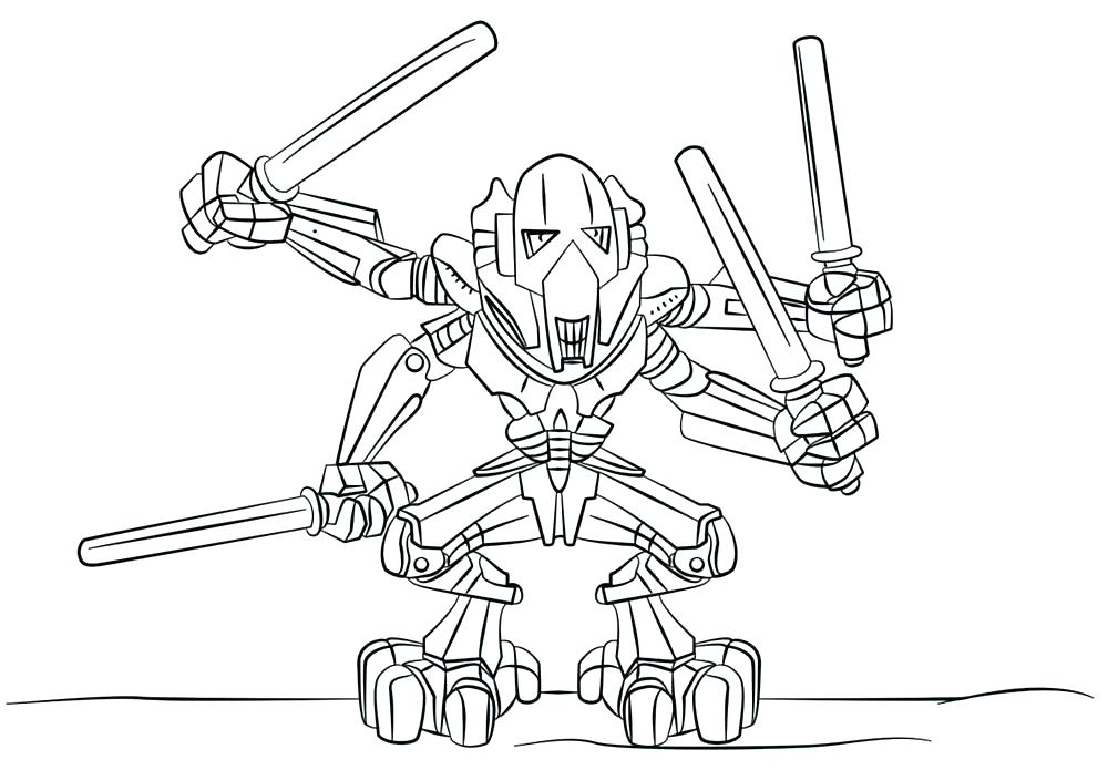 1000x695 Coloring Pages Star Wars Maul Coloring Page Star Wars Coloring