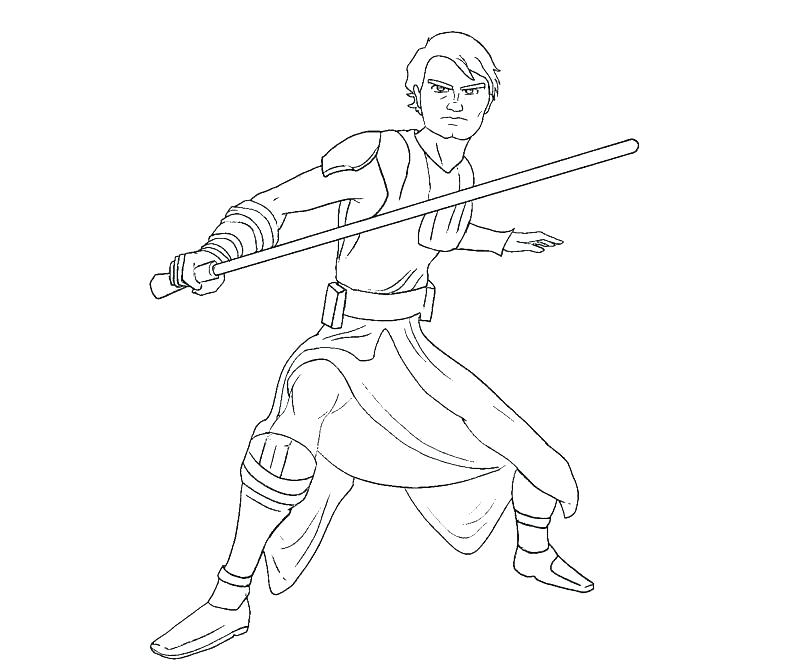 800x667 Lego Luke Skywalker Colouring Pages