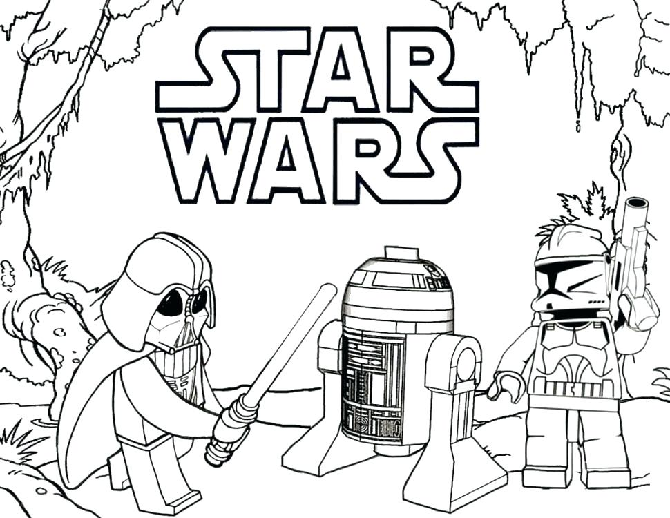 970x750 General Grievous Coloring Page Star Wars Coloring Pages Wars
