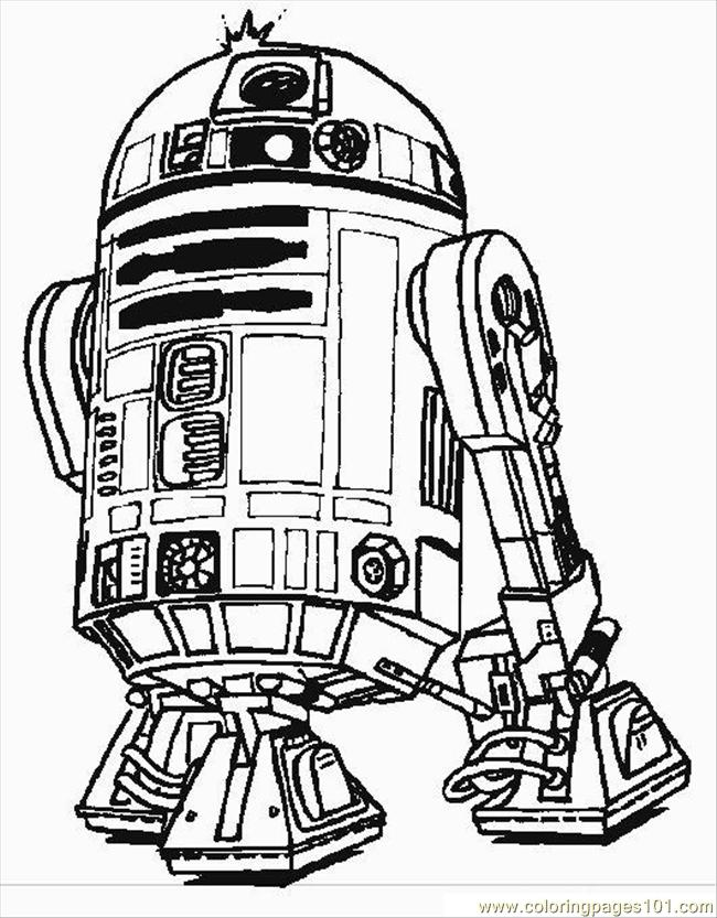 Star Wars Coloring Pages Pdf At Getdrawings Free Download