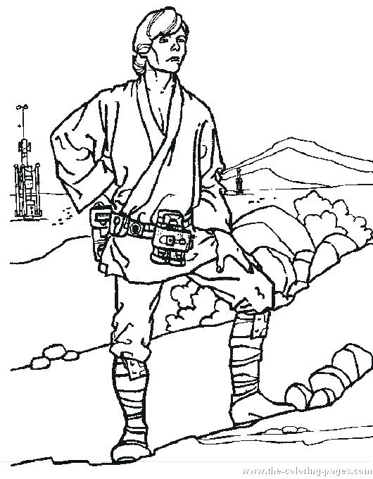 530x680 Princess Leia Coloring Page Star Wars Coloring Page Princess Leia
