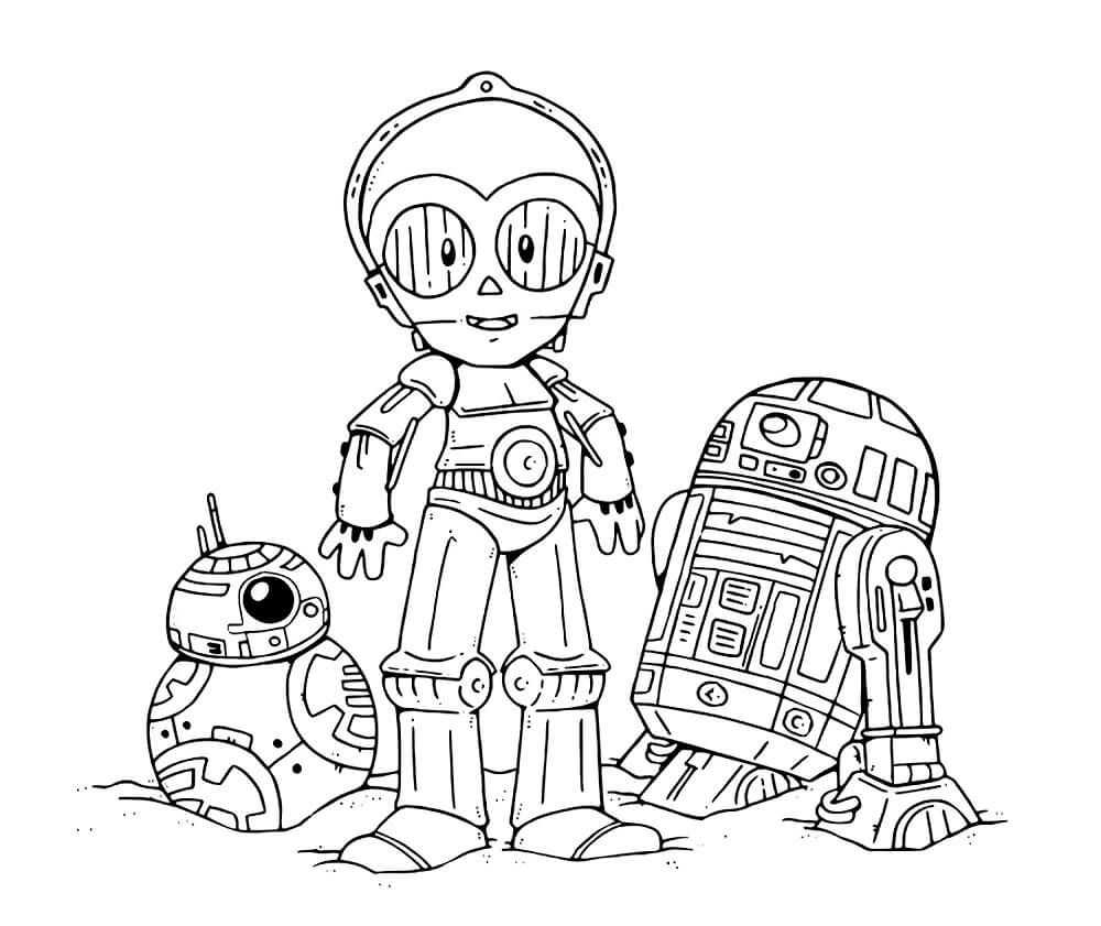 1000x841 New Star Wars Coloring Pages For Kids