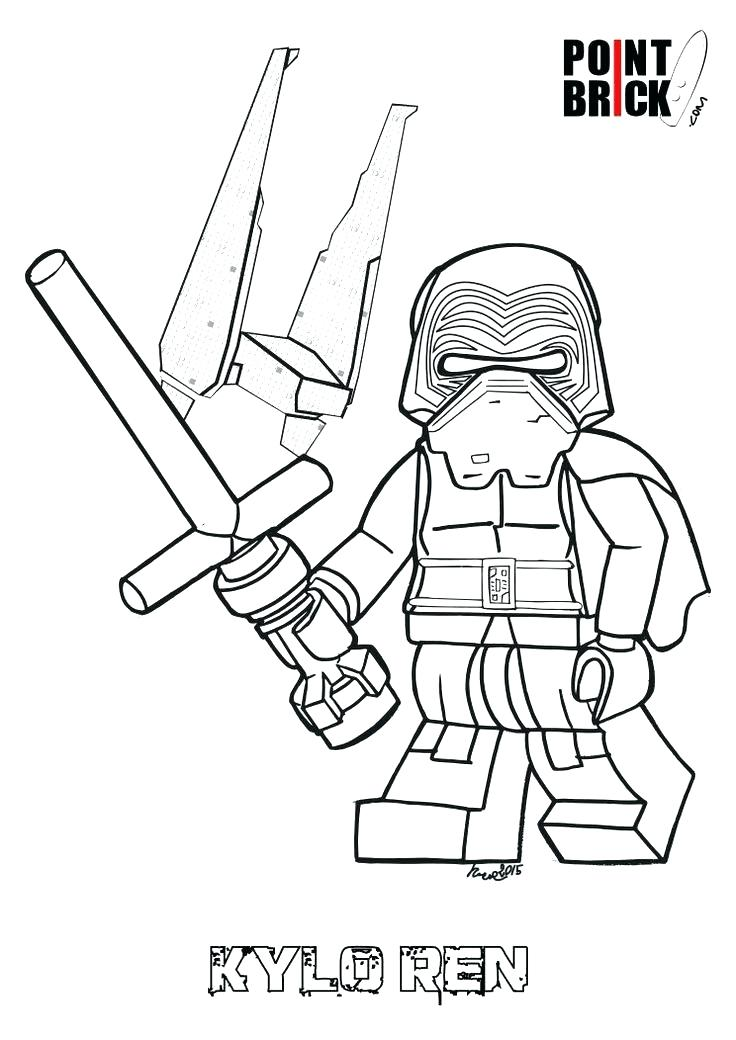 736x1040 Lego Star Wars Coloring Page Star Wars Coloring Pages To Pr Print