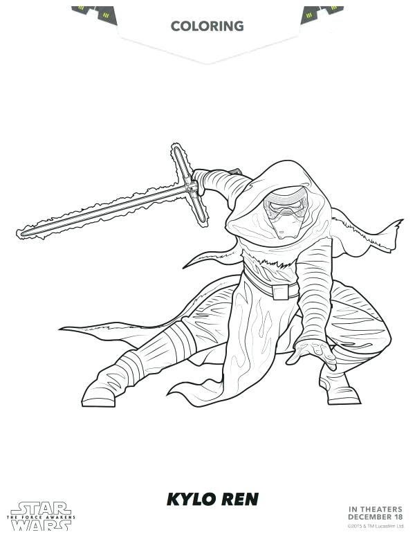 600x776 Star Wars Free Coloring Pages Star Wars Free Coloring Pages Star