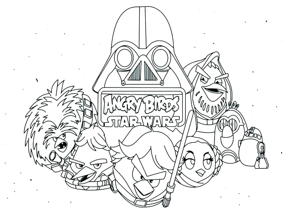 970x739 Printable Star Wars The Force Awakens Coloring Pages