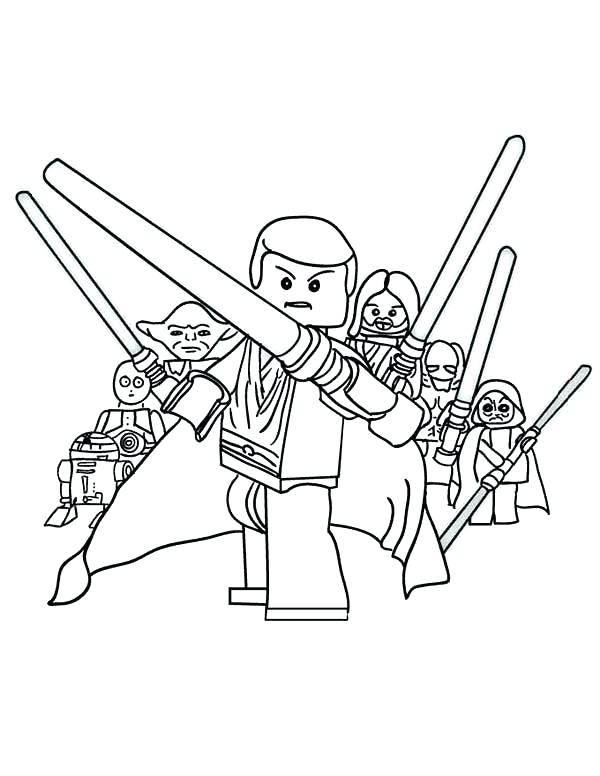 600x776 Star Wars Colouring Pages To Print Free Star Wars Coloring Pages