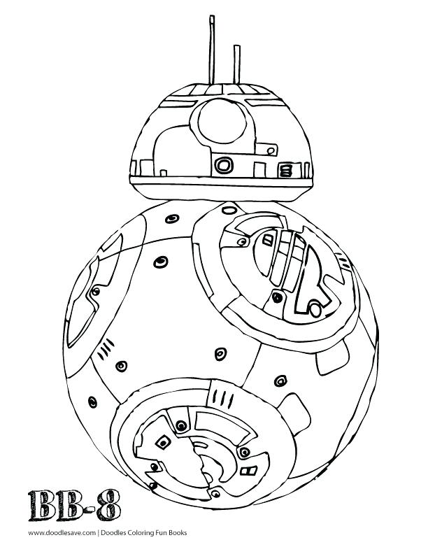 612x792 Bb Coloring Page Star Wars Coloring Page Bb Droid Coloring