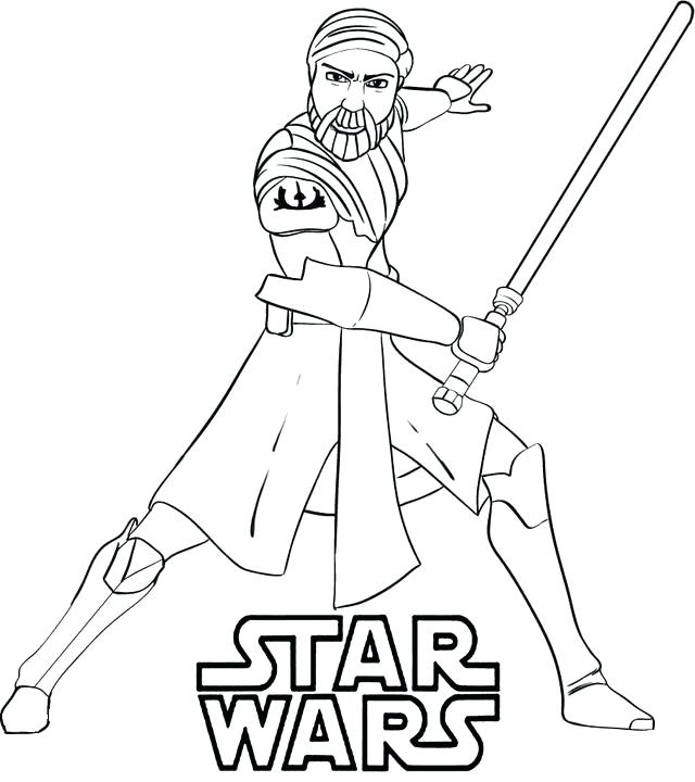 640x720 General Grievous Coloring Pages Top Star Wars Coloring Pages