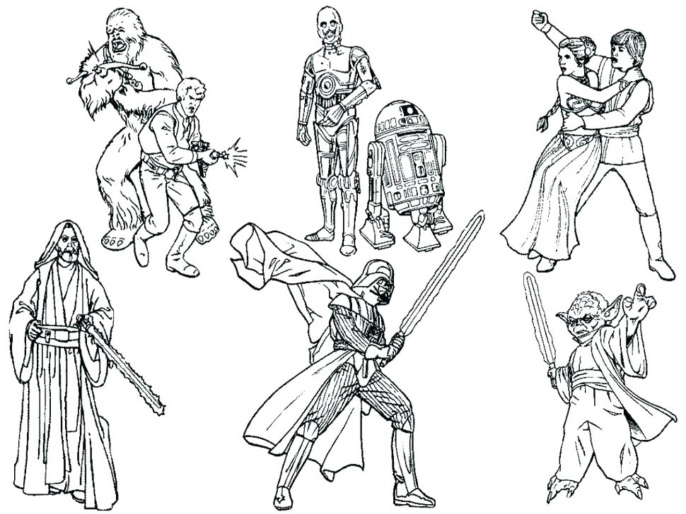 970x728 Star Wars Coloring Pages General Grievous Coloring Page Star Wars