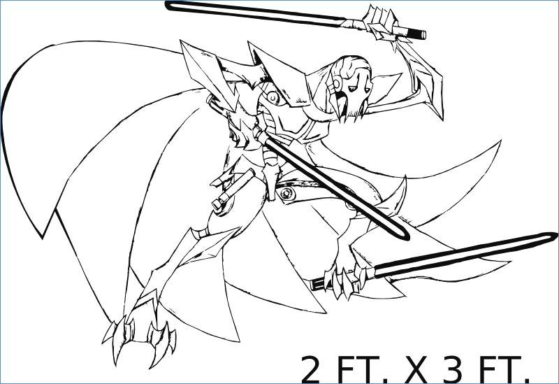 800x549 Star Wars Coloring Pages Rex