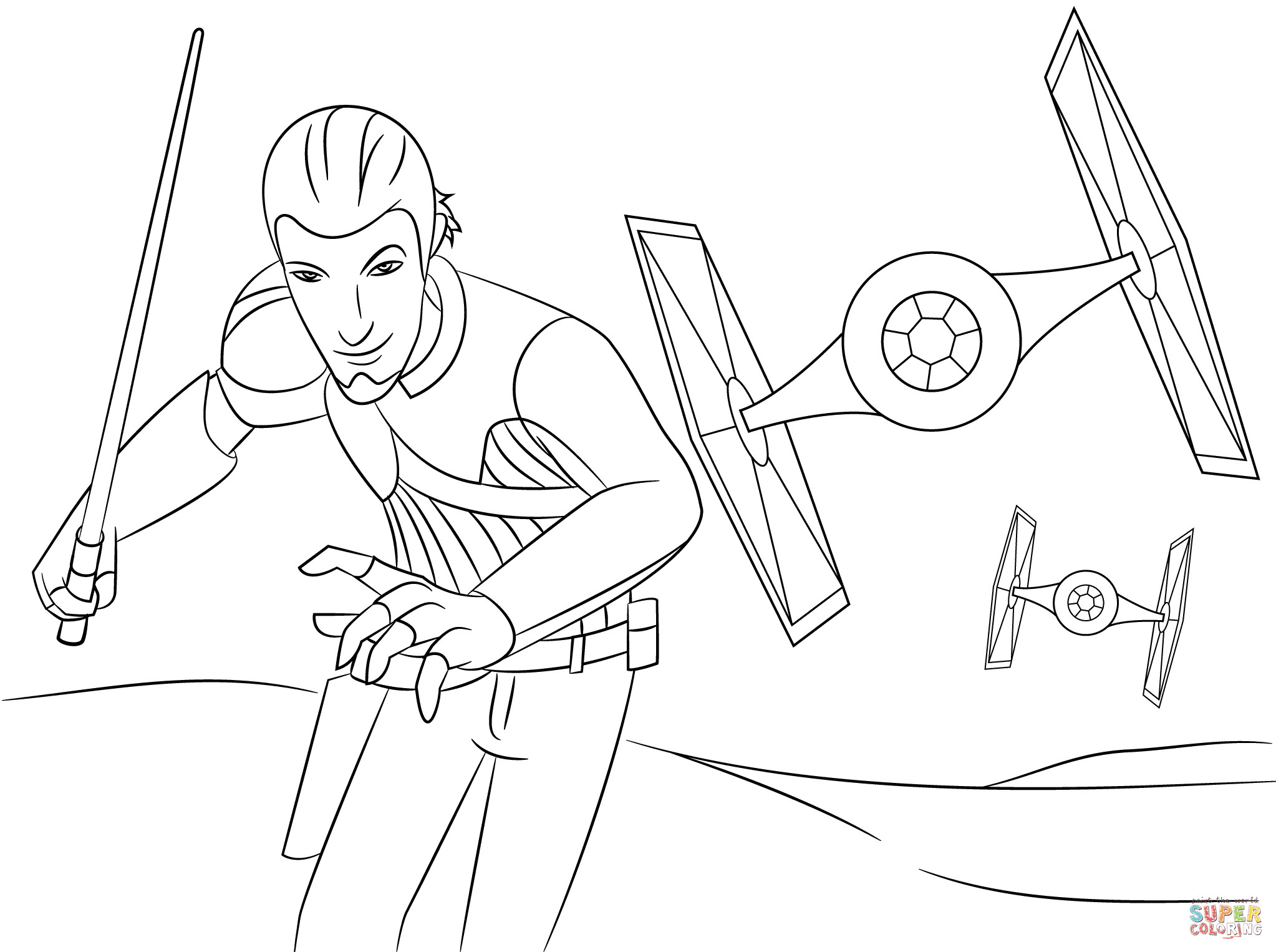 2046x1526 Best Of Star Wars Seven Coloring Pages