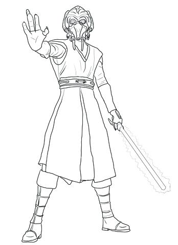 348x480 Coloriage Star Wars Lego Princess Leia Coloring Pages Padme