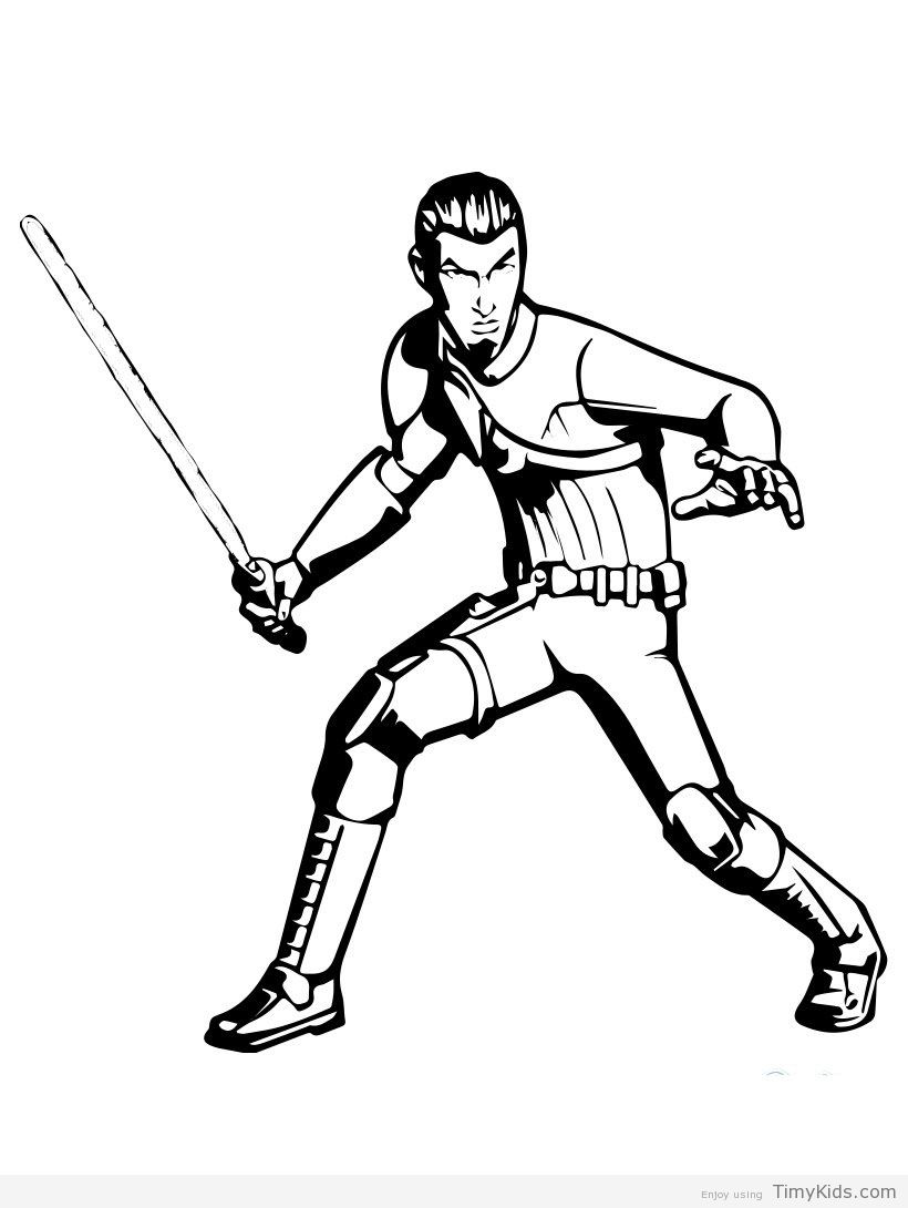 820x1090 Star Wars Rebels Coloring Pages
