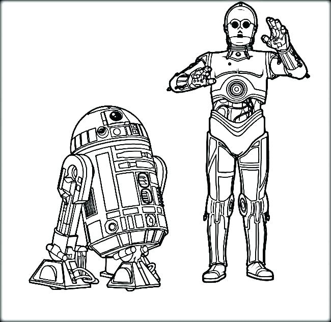 650x632 Lovely Star Wars Printable Coloring Pages For Star Wars Printable