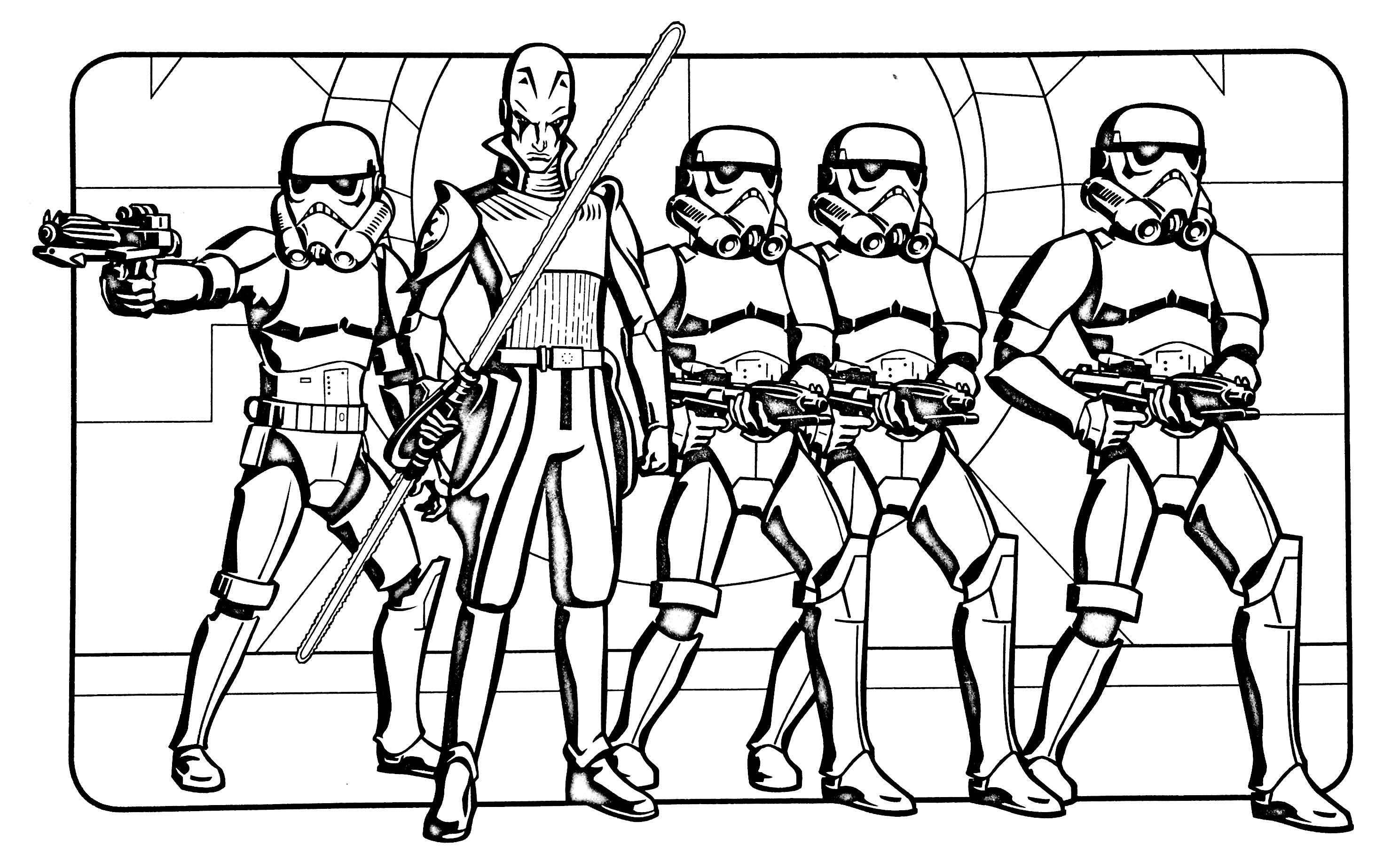 2976x1848 New Disney Star Wars Rebels Coloring Pages