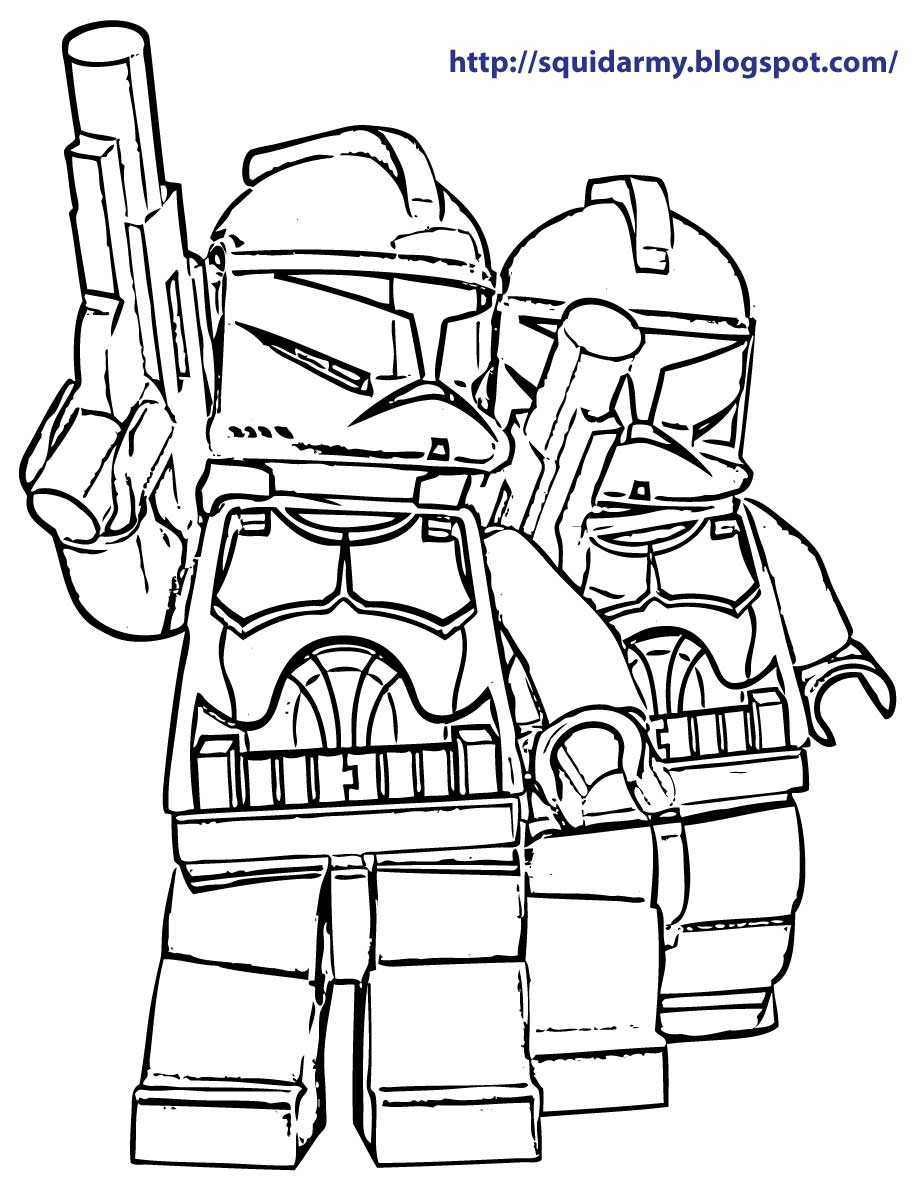 918x1188 Printable Lego Star Wars Coloring Pages Stroom Tropers Free