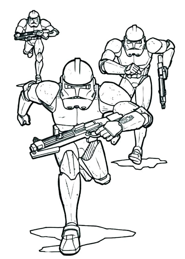 600x842 Stormtrooper Coloring Pages Storm Trooper Coloring Page Star Wars