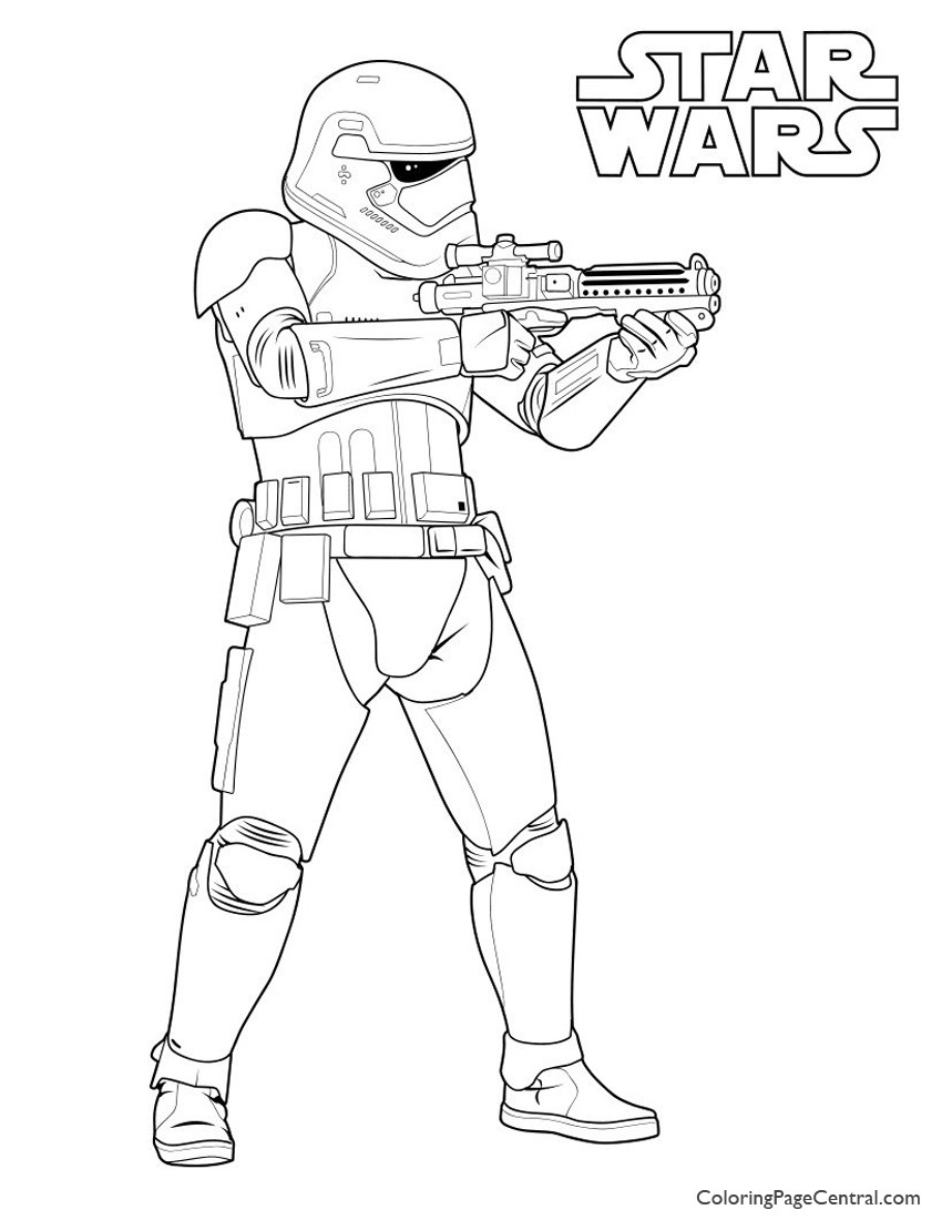 850x1100 Best Of Pictures Of Star Wars The Force Awakens Coloring Pages