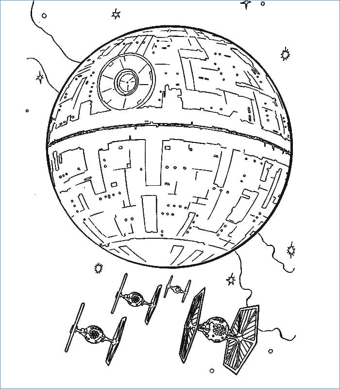 700x800 Star Wars Coloring Pages X Wing Fighter