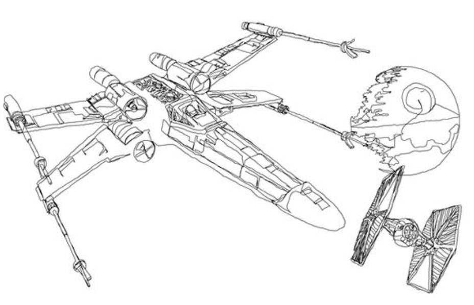 Hawk Moth Ausmalbilder | Kinder Ausmalbilder