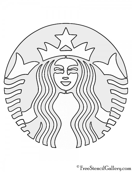 image regarding Starbucks Logo Printable identify Starbucks Coloring Website page at  Cost-free for