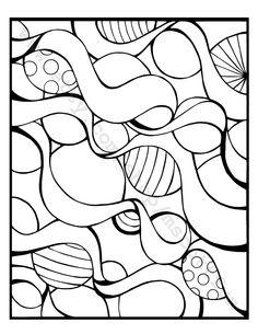 236x305 Coloring Page Starburst