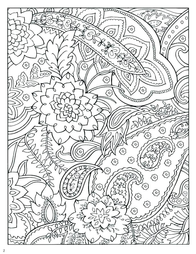 687x889 Coloring Pattern Pages Adult Geometric Pattern Coloring Pages