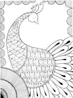 236x317 Starburst Mandala Coloring Page Available In Pdf Format For Easy