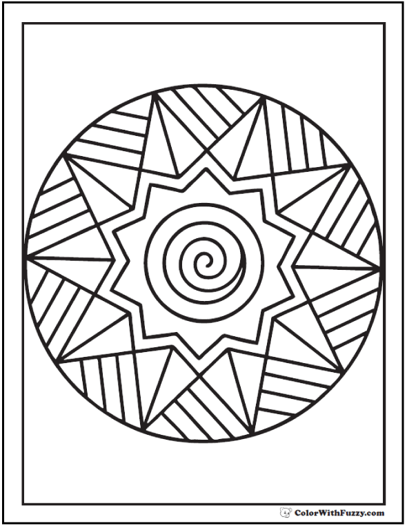 590x762 Adult Coloring Pages Customize Printable Pdfs