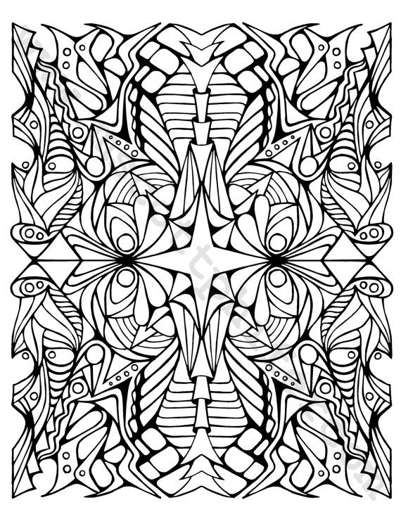 570x738 Best Coloring Pages Images On Advent Calendars