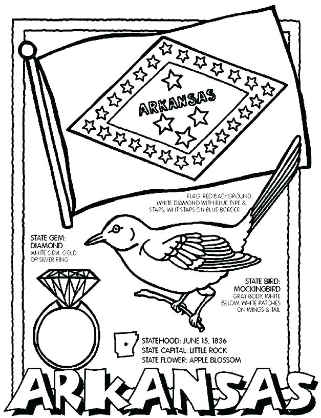 627x815 Penn State Coloring Pages State Coloring Pages Imagination