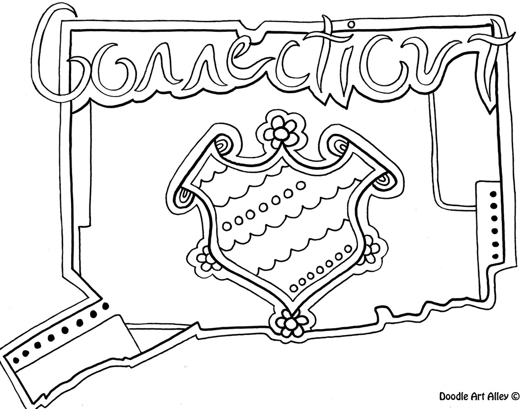 1035x800 United States Coloring Pages
