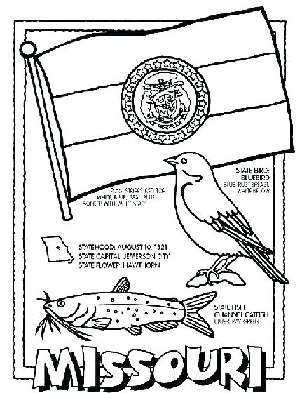431x560 Arkansas Coloring Pages Coloring Pages State Stamp Coloring Pages