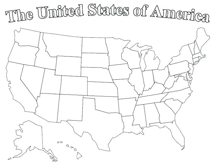 700x525 United States Coloring Pages Us States Coloring Pages United