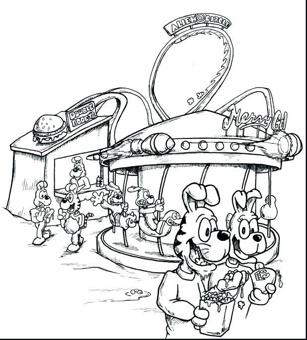 618x683 Fair Coloring Pages Scholastic Coloring Pages Scholastic Coloring