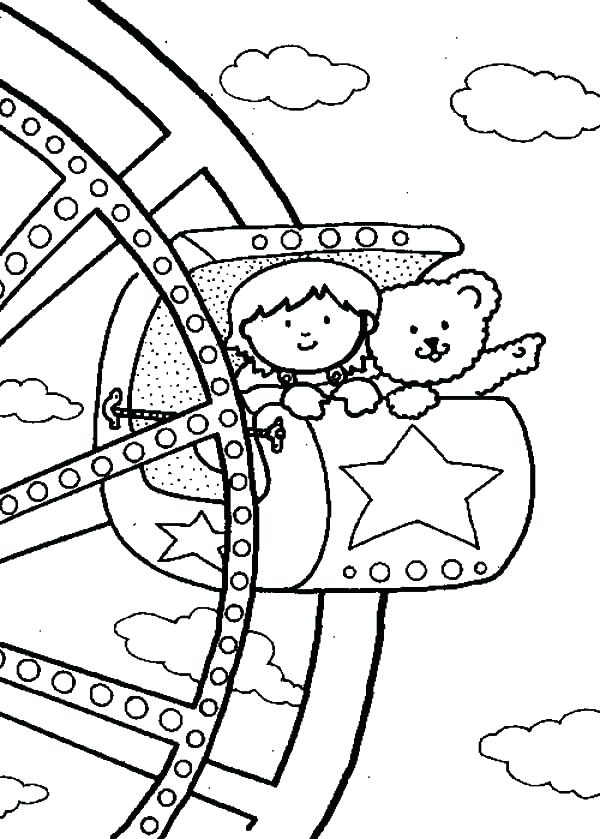 600x839 Fair Coloring Pages Scholastic Coloring Pages You Can Do The Same