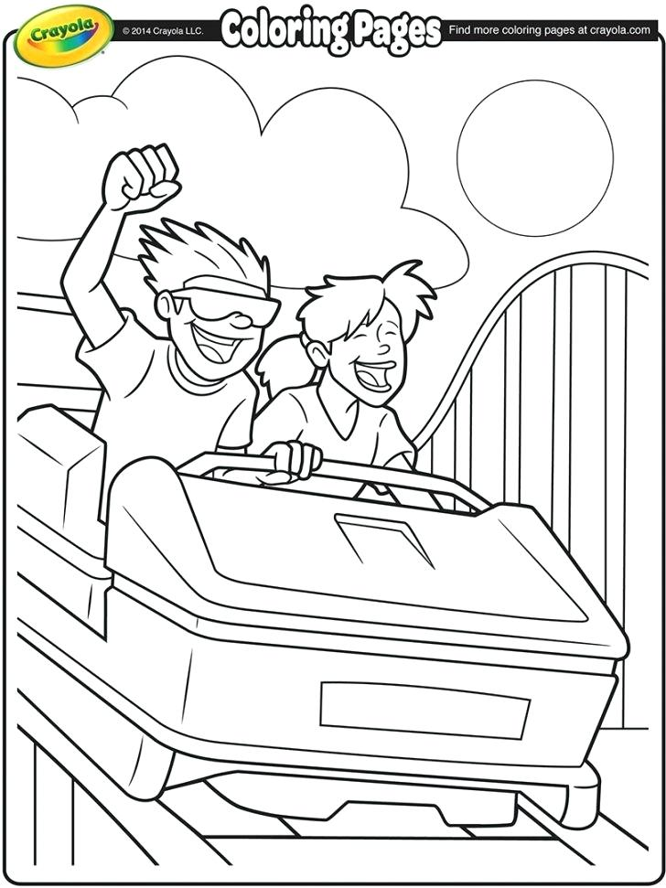 728x971 Fair Coloring Pages Coloring Collection