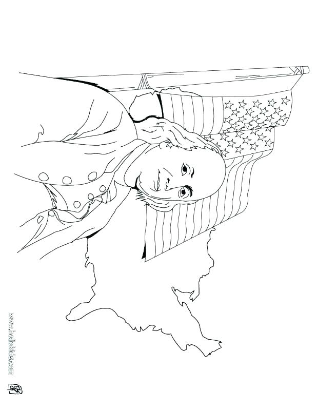 618x799 Florida State Flag Coloring Page And State Flag Coloring Page Free