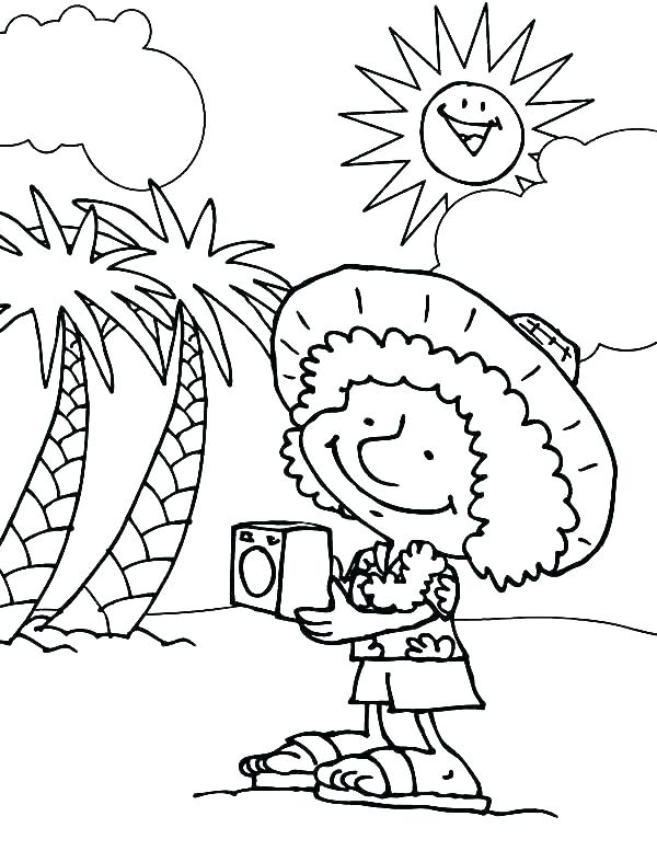 600x777 Hawaii State Flag Coloring Page State Flag Coloring Page Click